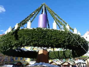 Adventní věnec Mariazell