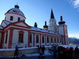 Basilika v Mariazell