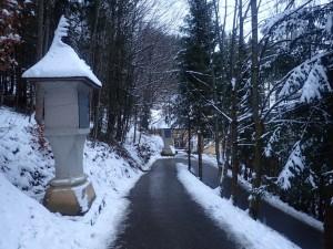Křižová cesta Mariazell